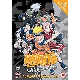 Naruto Unleashed Complete Series 1 [DVD]